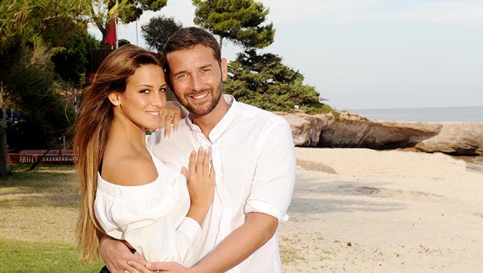 Alessandra e Emanuele partecipano a Temptation Island