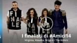 I finalisti di #Amici14