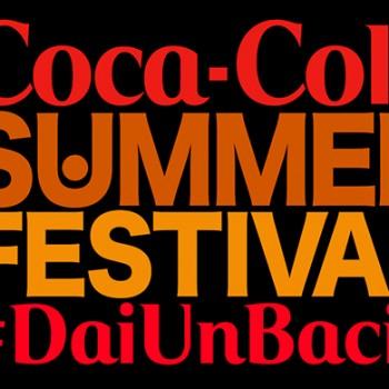 Coca-Cola Summer Festival: #daiunbacio