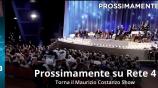 Torna #MaurizioCostanzoShow
