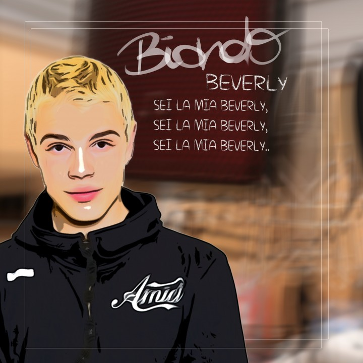 """Testo dell'inedito di Biondo """"Beverly"""""""