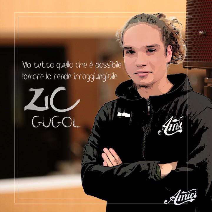 """Testo dell'inedito di Zic """"Gugol"""""""