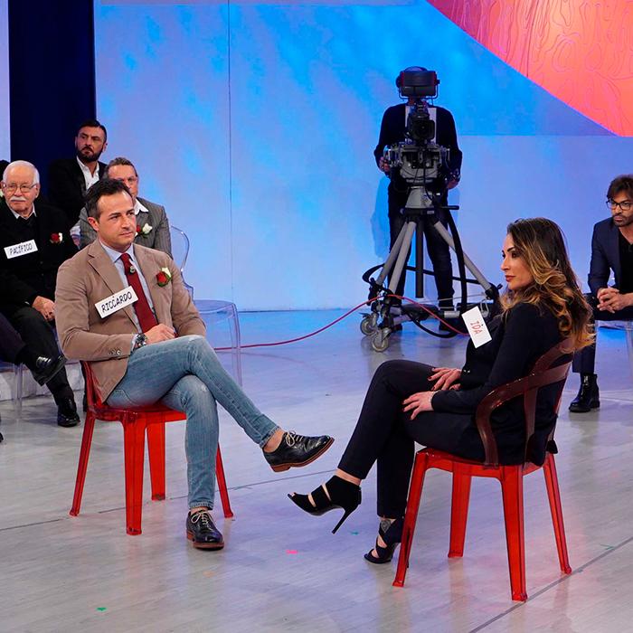 Uomini e Donne, Massimiliano Trono Over: età e storia con ...
