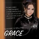 """Testo dell'inedito di Grace """"Portami a ballare"""""""