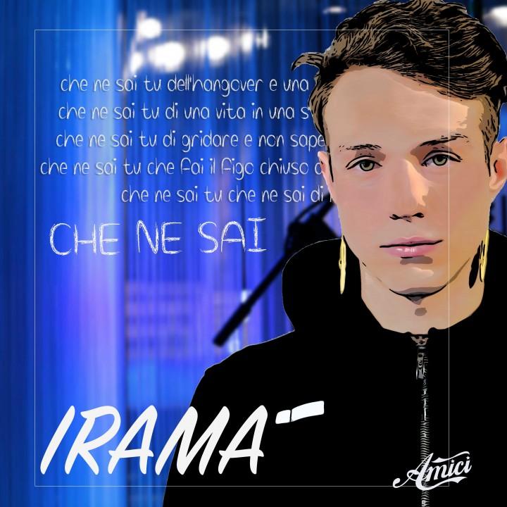 """Testo dell'inedito di Irama """"Che ne sai"""""""