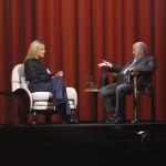Michelle Hunziker a L'Intervista di Maurizio Costanzo