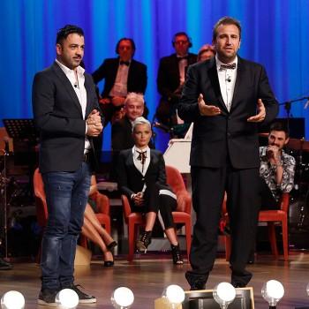 Gli ospiti della prima puntata del Maurizio Costanzo Show