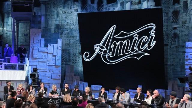 Conferenza Stampa Serale #Amici17