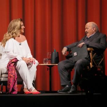 Romina Power a L'Intervista di Maurizio Costanzo