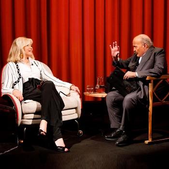 Amanda Lear a L'Intervista di Maurizio Costanzo