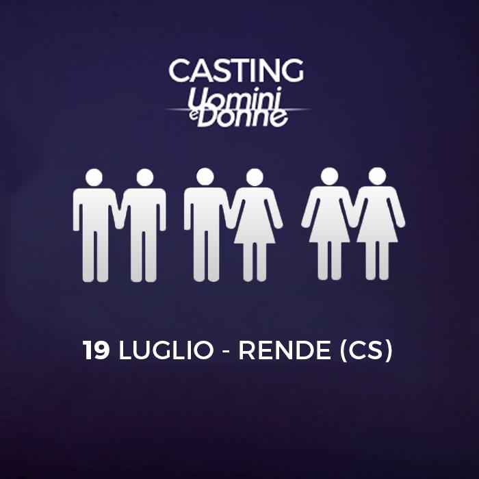 Casting aperti per partecipare a Uomini e Donne!