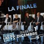 La Finale della quinta edizione di Tù Sì Que Vales, ospite Emma!