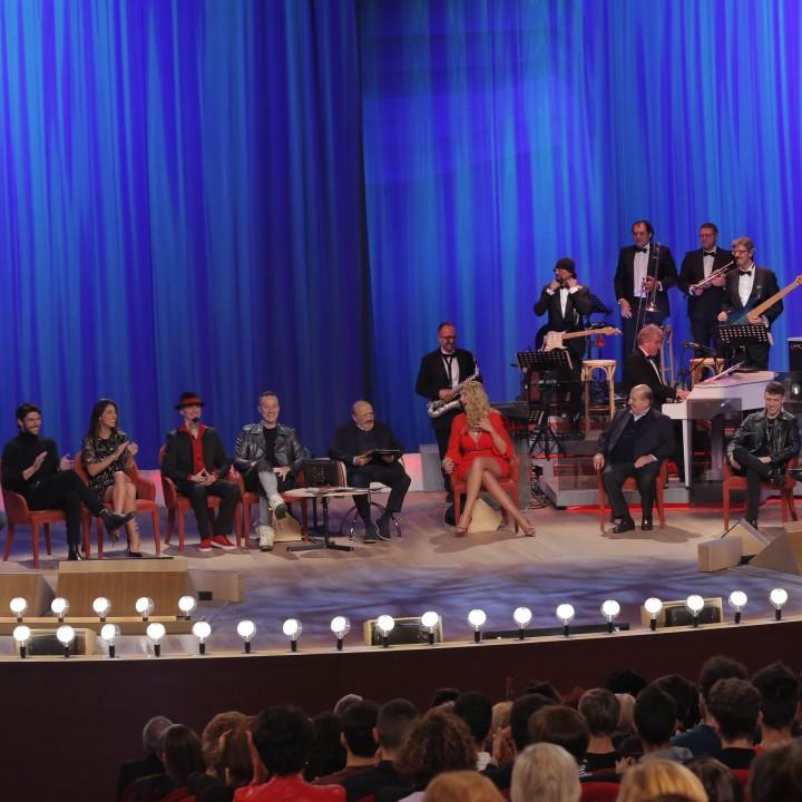 Gli ospiti della terza puntata del Maurizio Costanzo Show!