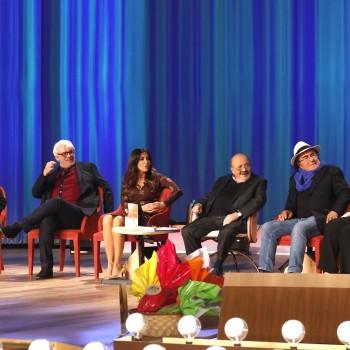 Gli ospiti della seconda puntata del Maurizio Costanzo Show!