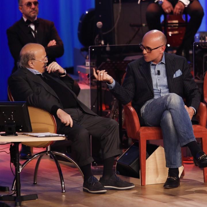 RIVELAZIONE SHOCK  di Alfonso Signorini all'ultima puntata del MAURIZIO COSTANZO SHOW