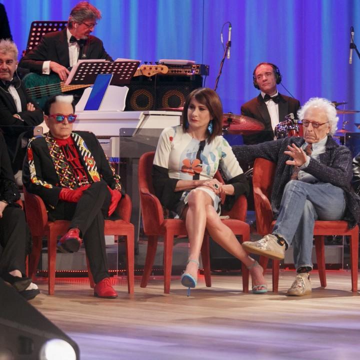 Gli ospiti della quinta puntata del Maurizio Costanzo Show!