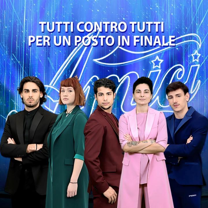 La SEMIFINALE di #Amici18, sabato in prima serata su Canale 5!