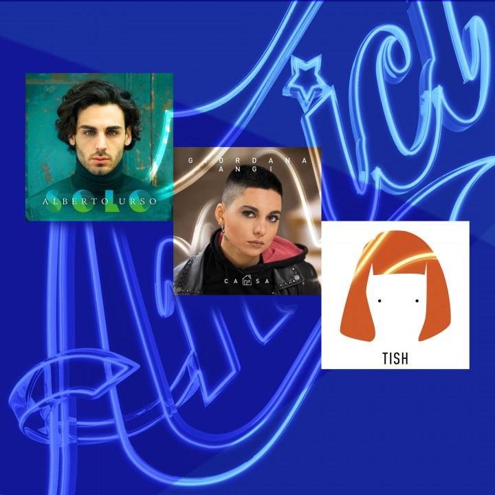 Il firmacopie di Alberto, Giordana e Tish