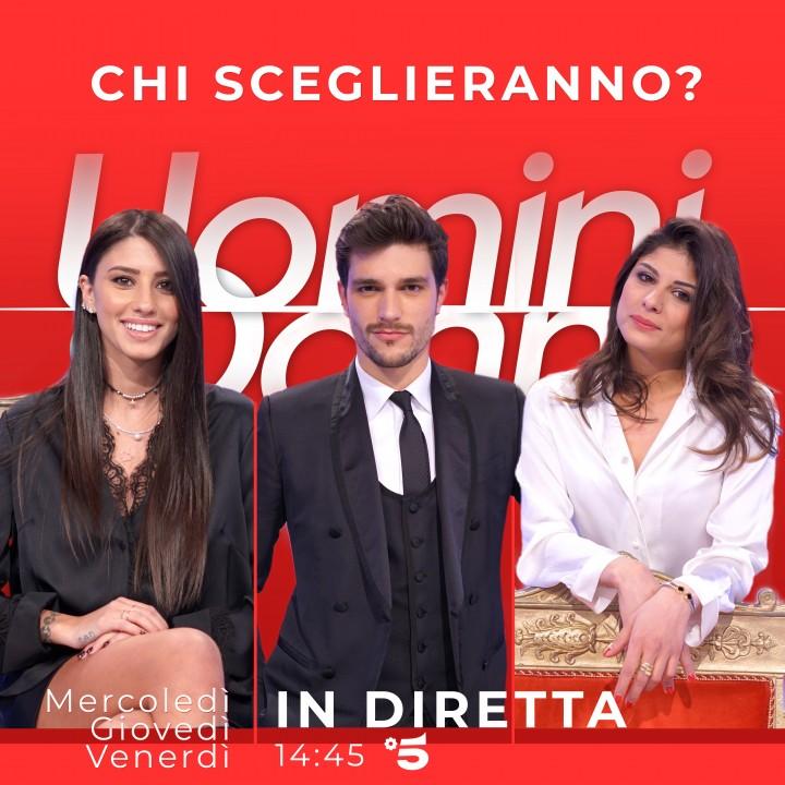 Le scelte di Andrea, Giulia e Angela!