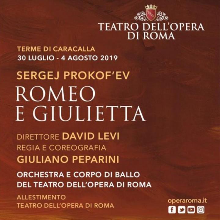 Romeo e Giulietta alle Terme di Caracalla