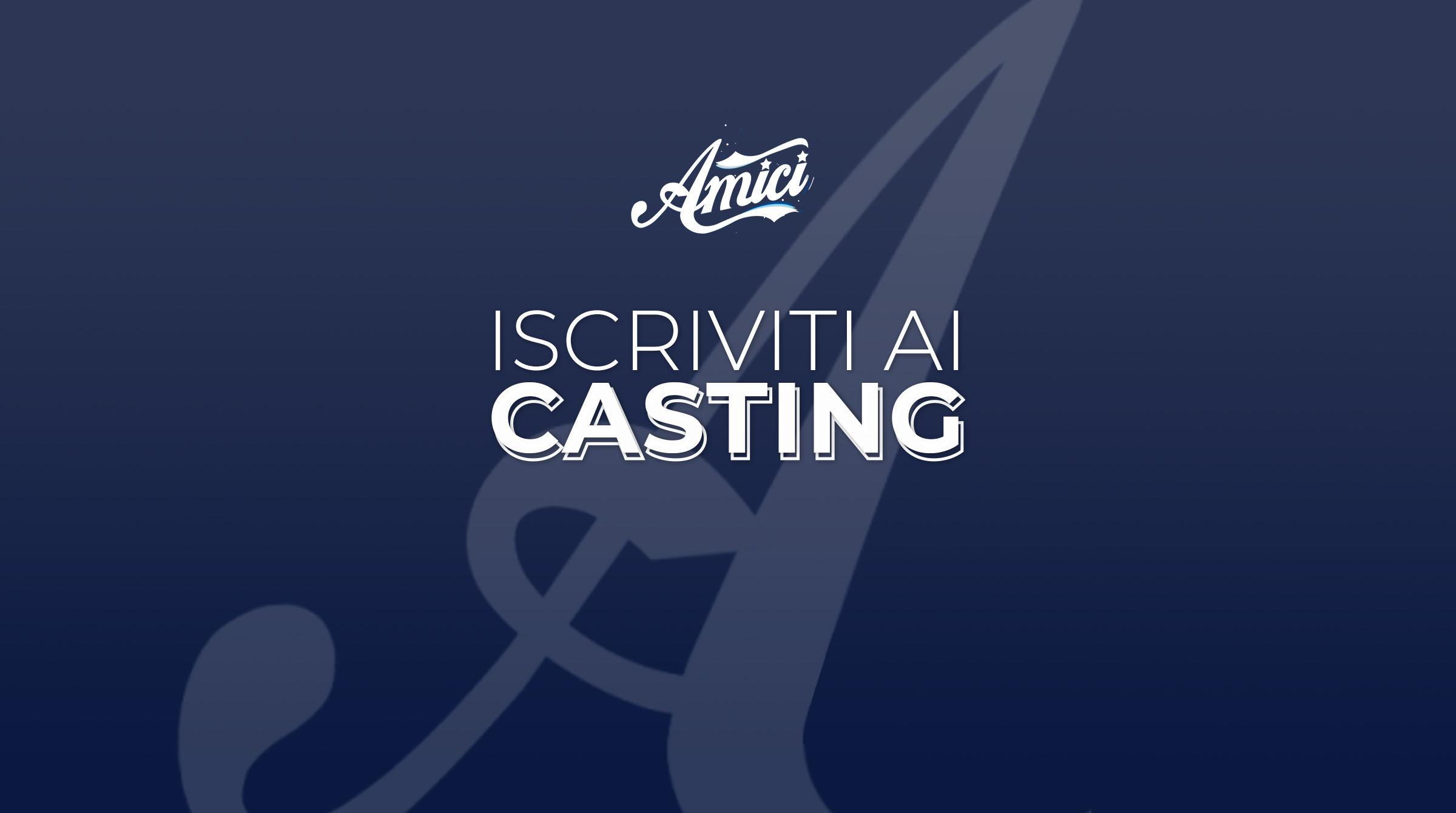 2021_AMICI_SLIDER casting aperti