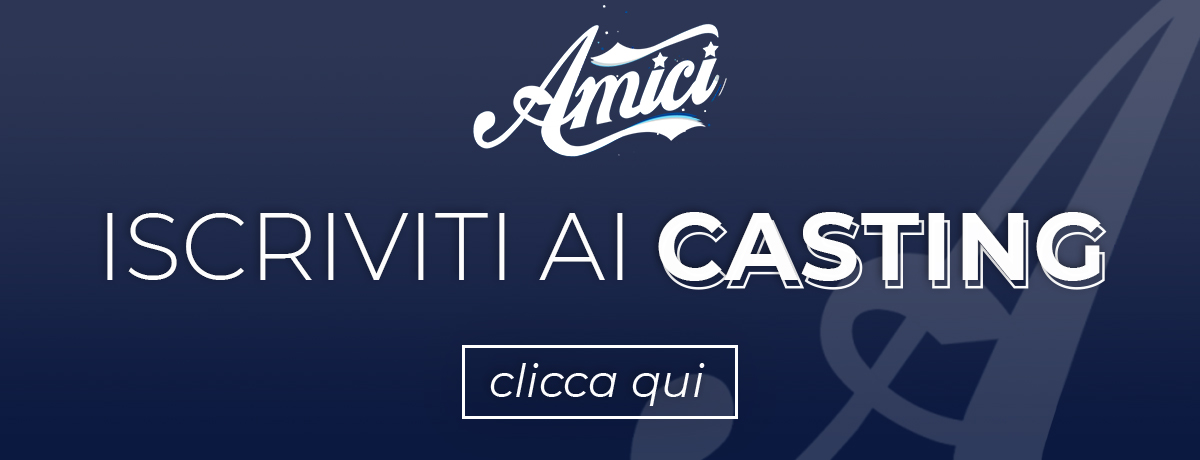 BANNER HOME PC casting Amici21
