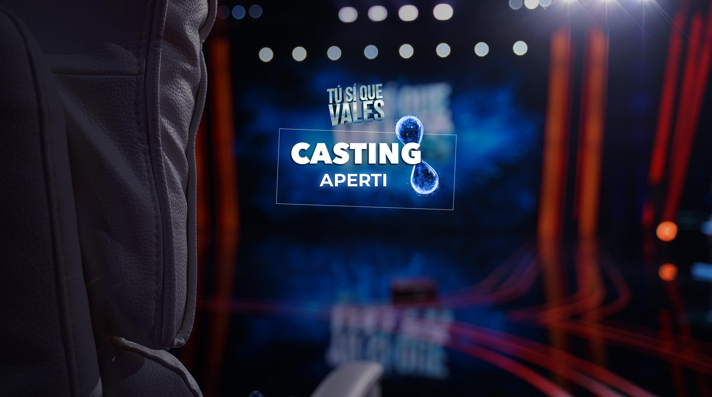 casting-tusiquevales-aperti